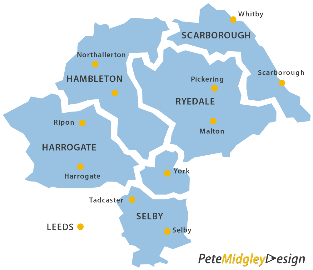 Pete Midgley Design covers the following areas